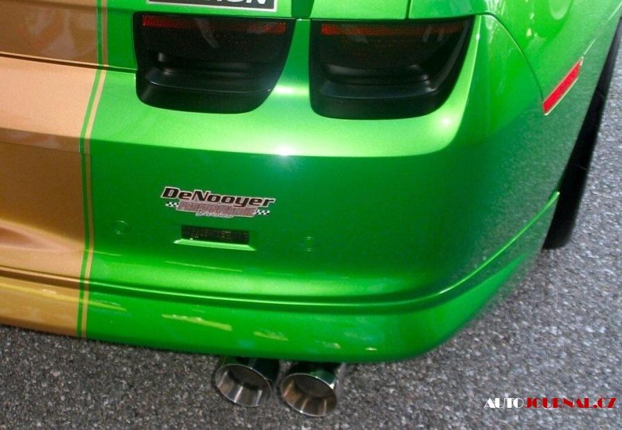 Camaro S V 253 Konem 800 Kon 237 Proč Ne Auto Journal