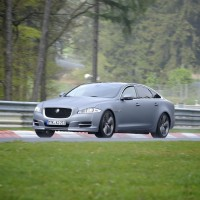 Nové ring taxi – Jaguar XJ Supersport