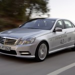 Mercedes-Benz E 300 BlueTEC Hybrid [+video]
