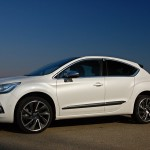TEST Citroën DS4 THP 200 Sport - Different Spirit