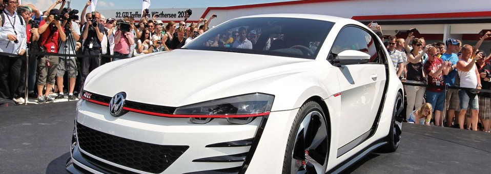 Volkswagen Design Vision GTI Concept &#8211; iv fotky z Wrthersee!