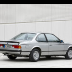 BMW 6 Series Historic Vehicles