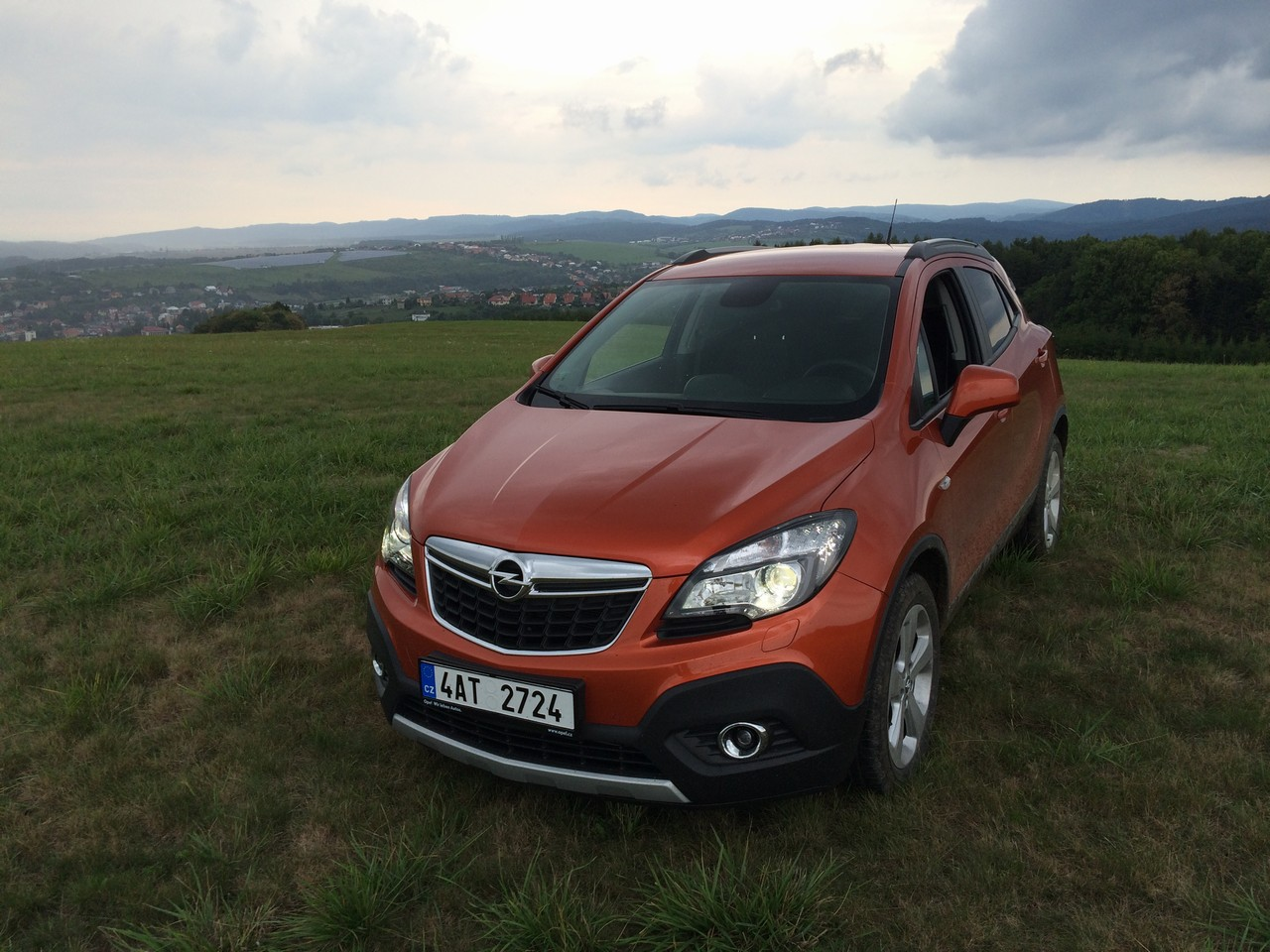 test opel mokka 1 6 cdti 4x4 zm na k lep mu auto journal. Black Bedroom Furniture Sets. Home Design Ideas