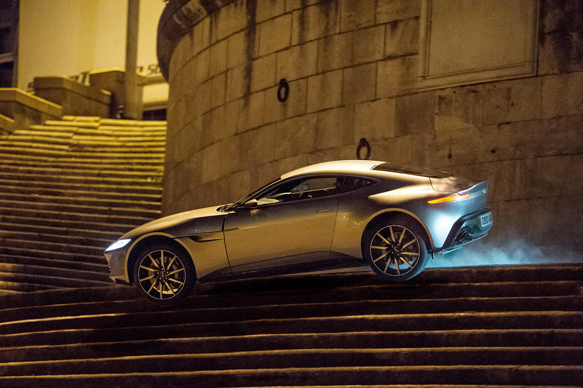 Spectre Aston Martin Db