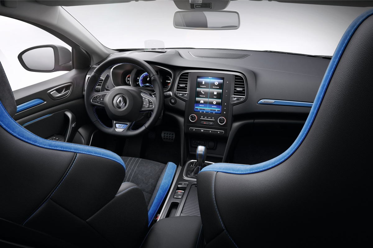 renault megane gt line 2016 interior. Black Bedroom Furniture Sets. Home Design Ideas