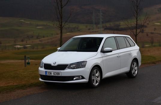test Škoda fabia combi 1.2 tsi - nejlepší volba | auto journal