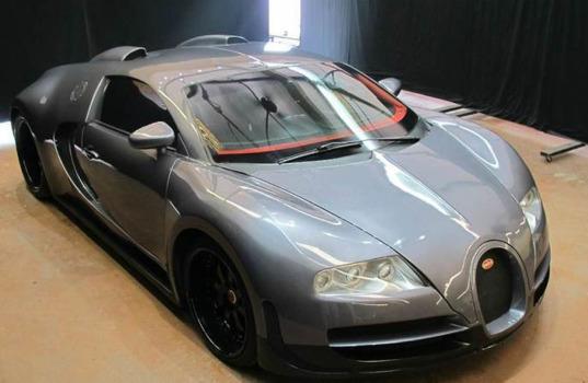replika bugatti veyron prod na za 1 5 milionu auto journal. Black Bedroom Furniture Sets. Home Design Ideas