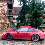 porsche 911 GTS exterior (6)