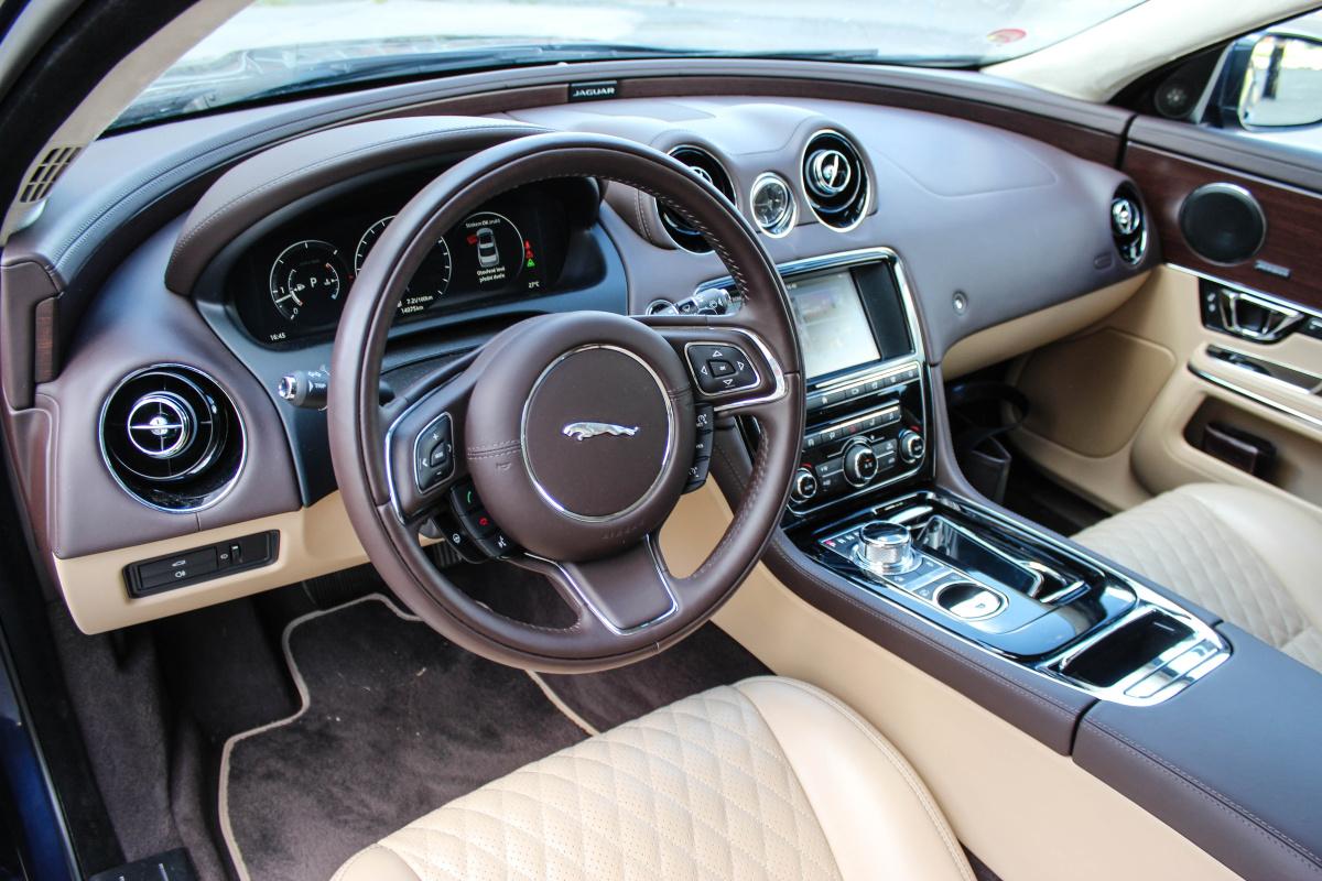 test jaguar xj aristokrat auto journal. Black Bedroom Furniture Sets. Home Design Ideas