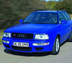 Audi A4 und Audi 80 ? Audi feiert sein zehnmillionstes Auto in der Mittelklasse