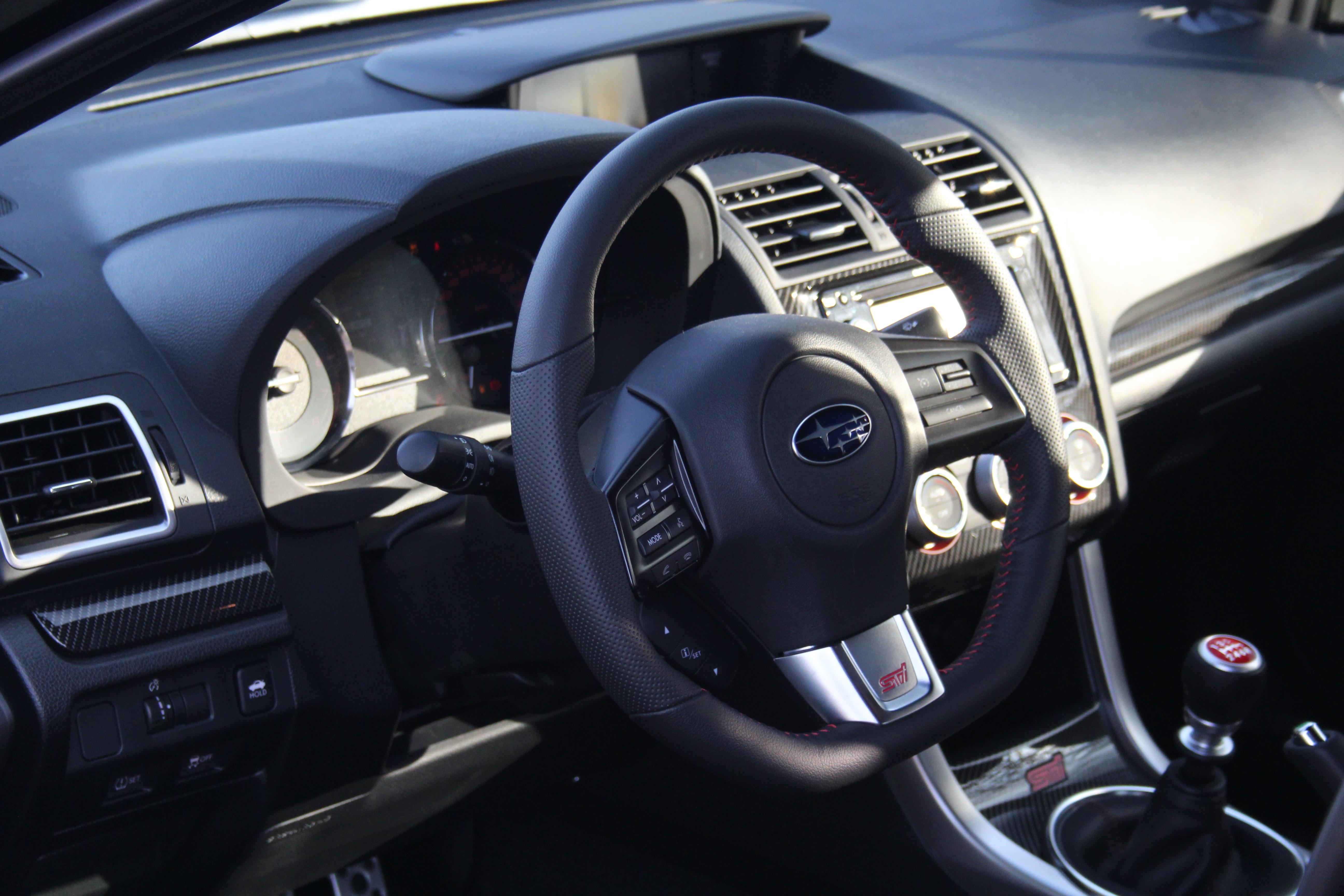 Test Subaru Wrx Sti 2016 Na Pln Plyn Auto Journal