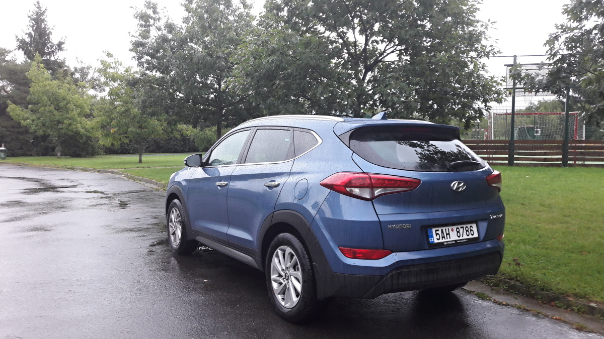 test hyundai tucson 1 7 crdi 2wd a t auto journal. Black Bedroom Furniture Sets. Home Design Ideas