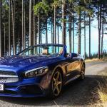 mercedes-benz SL 400 exterior (4)