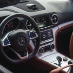 mercedes-benz SL 400 interior (1)
