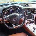 mercedes-benz SL 400 interior (4)