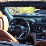 mercedes-benz SL 400 interior (7)