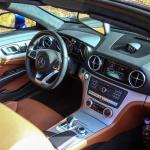 mercedes-benz SL 400 interior (8)