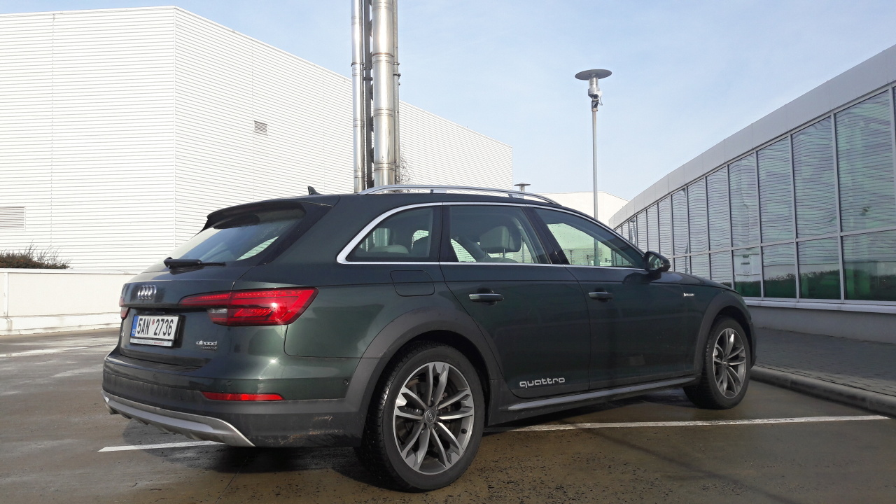 test audi a4 allroad 3 0 tdi quattro auto journal. Black Bedroom Furniture Sets. Home Design Ideas