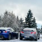 subaru brz vs hyundai genesis coupe exterior (11)