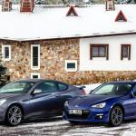 subaru brz vs hyundai genesis coupe exterior (15)