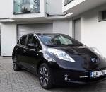 Nissan Leaf exterior (12)