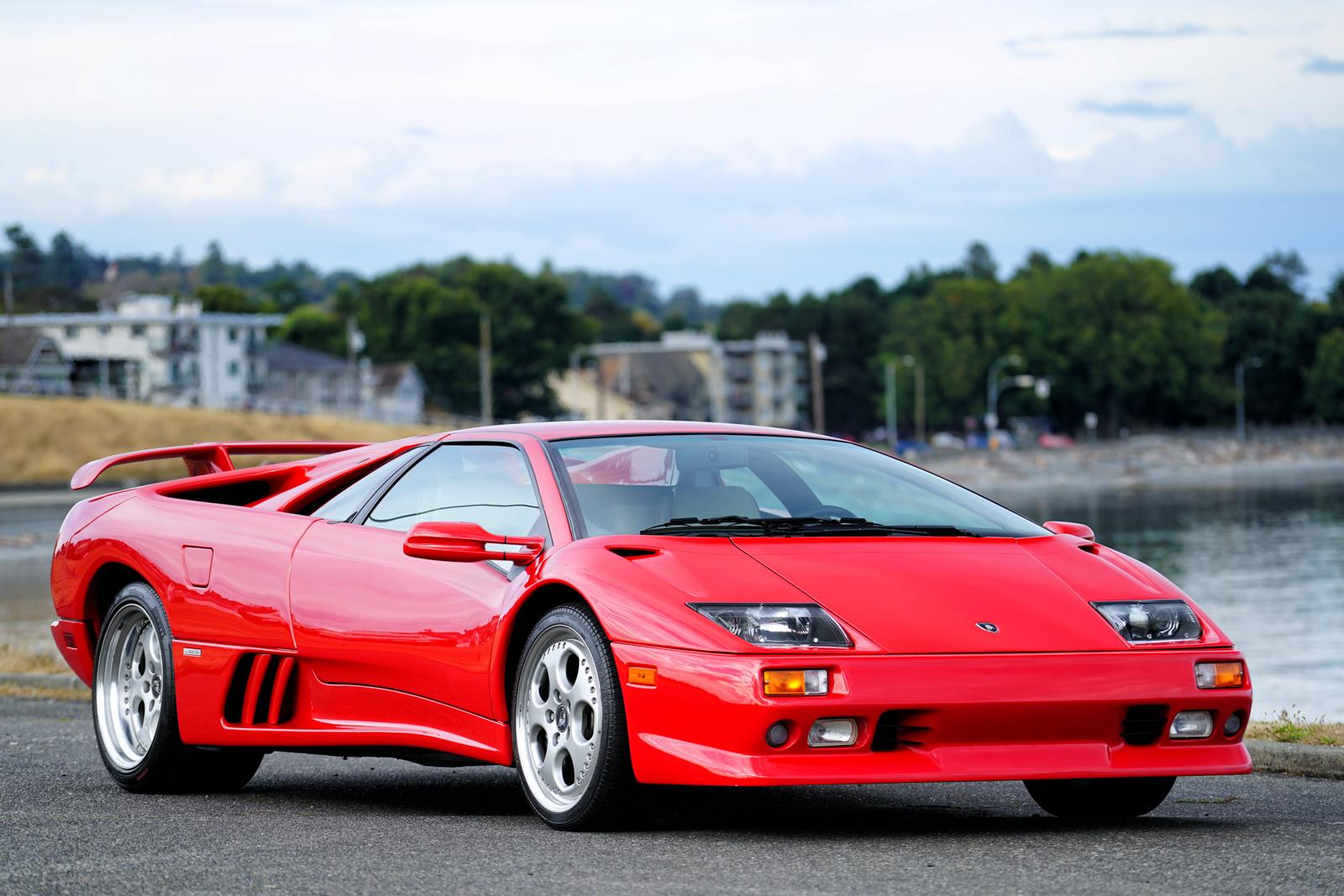 Lamborghini Diablo Legend 225 Rn 237 Monstrum Auto Journal
