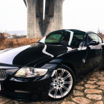 BMW Z4 Coupé e85 exterior (10)