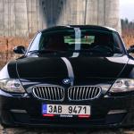 BMW Z4 Coupé e85 exterior (11)