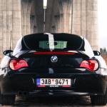BMW Z4 Coupé e85 exterior (15)