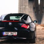 BMW Z4 Coupé e85 exterior (16)