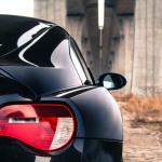 BMW Z4 Coupé e85 exterior (17)