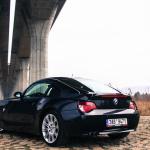 BMW Z4 Coupé e85 exterior (18)