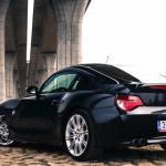 BMW Z4 Coupé e85 exterior (19)