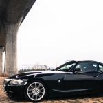 BMW Z4 Coupé e85 exterior (2)