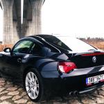BMW Z4 Coupé e85 exterior (20)