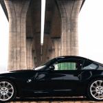 BMW Z4 Coupé e85 exterior (4)