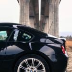 BMW Z4 Coupé e85 exterior (6)