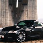 BMW Z4 Coupé e85 exterior (7)