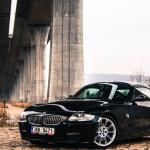 BMW Z4 Coupé e85 exterior (8)
