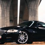 BMW Z4 Coupé e85 exterior (9)