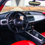 BMW Z4 Coupé e85 interior (1)