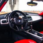 BMW Z4 Coupé e85 interior (2)