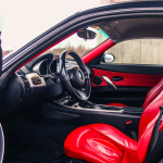 BMW Z4 Coupé e85 interior (3)