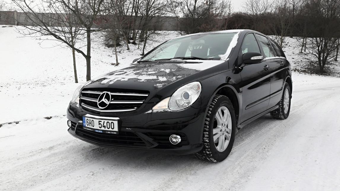 Mercedes benz ml 300 cdi 4matic test for Mercedes benz ml 300