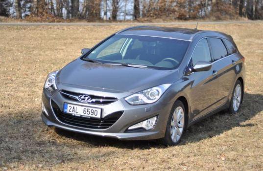 test ojetiny hyundai i40 1.7 crdi | auto journal