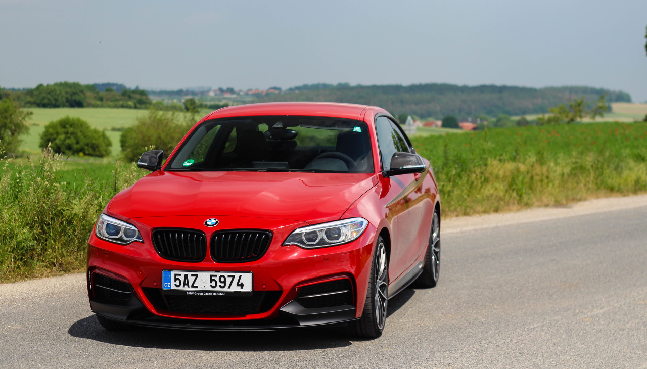 exkluzivn test bmw m240i m performance pokrevn n stupce e46 auto journal