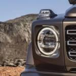 Mercedes-Benz G-Klasse 2018 // Mercedes-Benz G-Class 2018