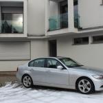 BMW 320i E90 exterior (1)