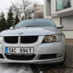 BMW 320i E90 exterior (10)