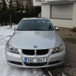 BMW 320i E90 exterior (11)